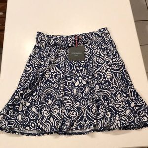 Cynthia Rowley flared skirt